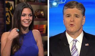 Fox Sports' Katie Nolan has a harsh response for Fox News' Sean Hannity
