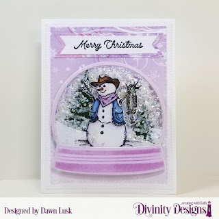 Stamp/Die Duos: Country Christmas  Custom Dies: Snow Globe, Pierced Rectangles, Double Stitched Rectangles, Pennant Flags, Double Stitched Pennant Flags, Trees & Deer, Curvy Slopes Paper Collection: Christmas 2019