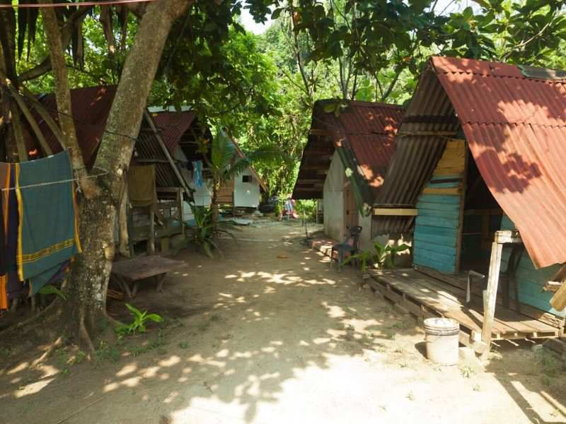 chalet in perhentian island