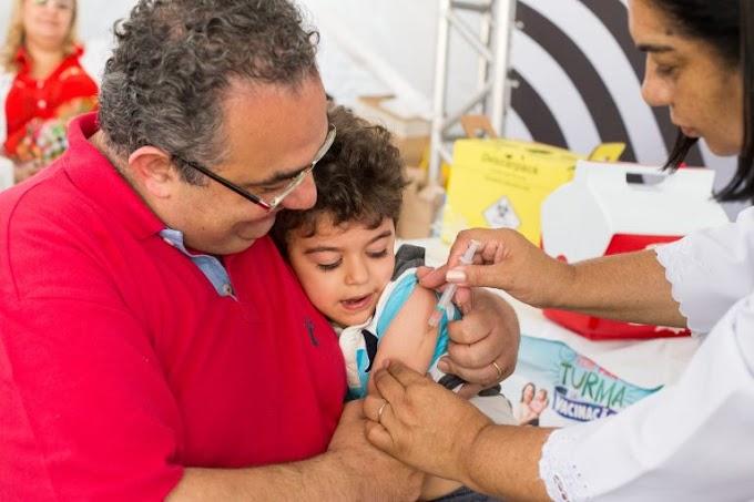 Governo de SP convoca população para imunizar 1,6 milhões de crianças contra 'polio'