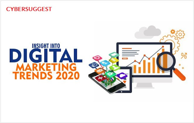 11 Digital Marketing Trends and innovation For 2020