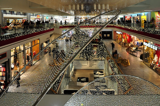 Shopping Glattzentrum em Zurique
