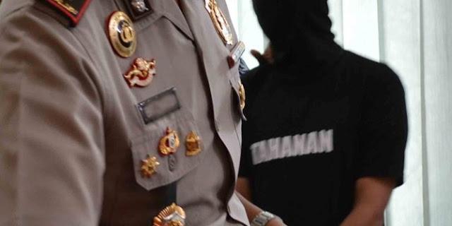 Sungguh Tega, Ayah Kandung Bunuh Anak Balita  di Medan