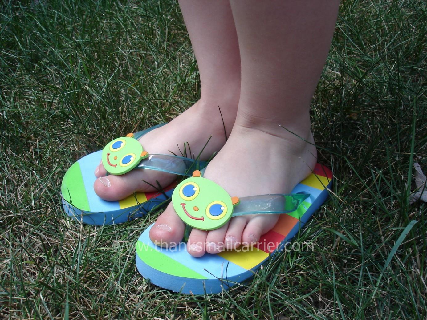 Pretty Little Thing Flip Flops