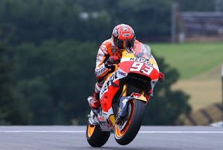 MotoGP Inggris 2016: Marquez Tercepat Latihan Bebas Keempat (FP4)