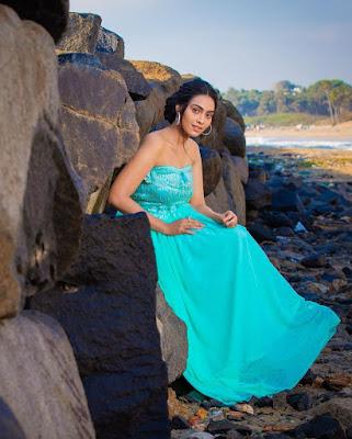 Eeramana Rojave Actress Pavithra Janani Glam Photoshoot