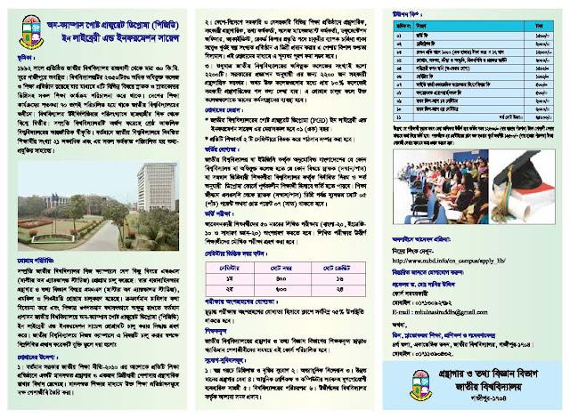 Brochure NU PGD LIS