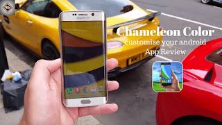 تحميل تطبيق Chameleon Color Adapting Live WP v1.7 (Paid) Apk