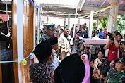 Kasum TNI Resmikan Rumah RIKa di Lombok Utara