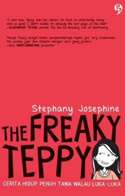 The Freaky Teppy - Stephany Josephine