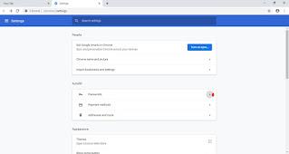 Melihat Password Yang Tersimpan Di Google Chrome