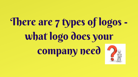 There are 7 types of logos - what logo does your company need? - Tech Teacher Debashree