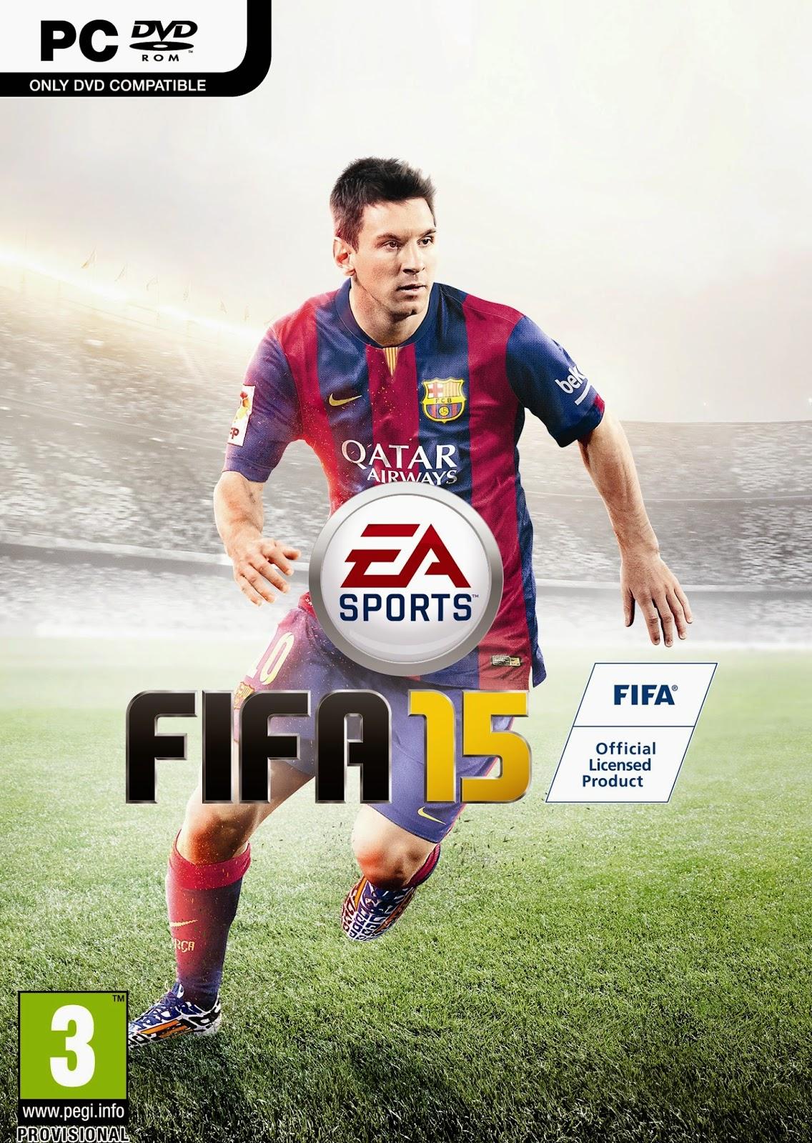 FIFA 15 ESPAÑOL LATINO y CASTELLANO PC Full