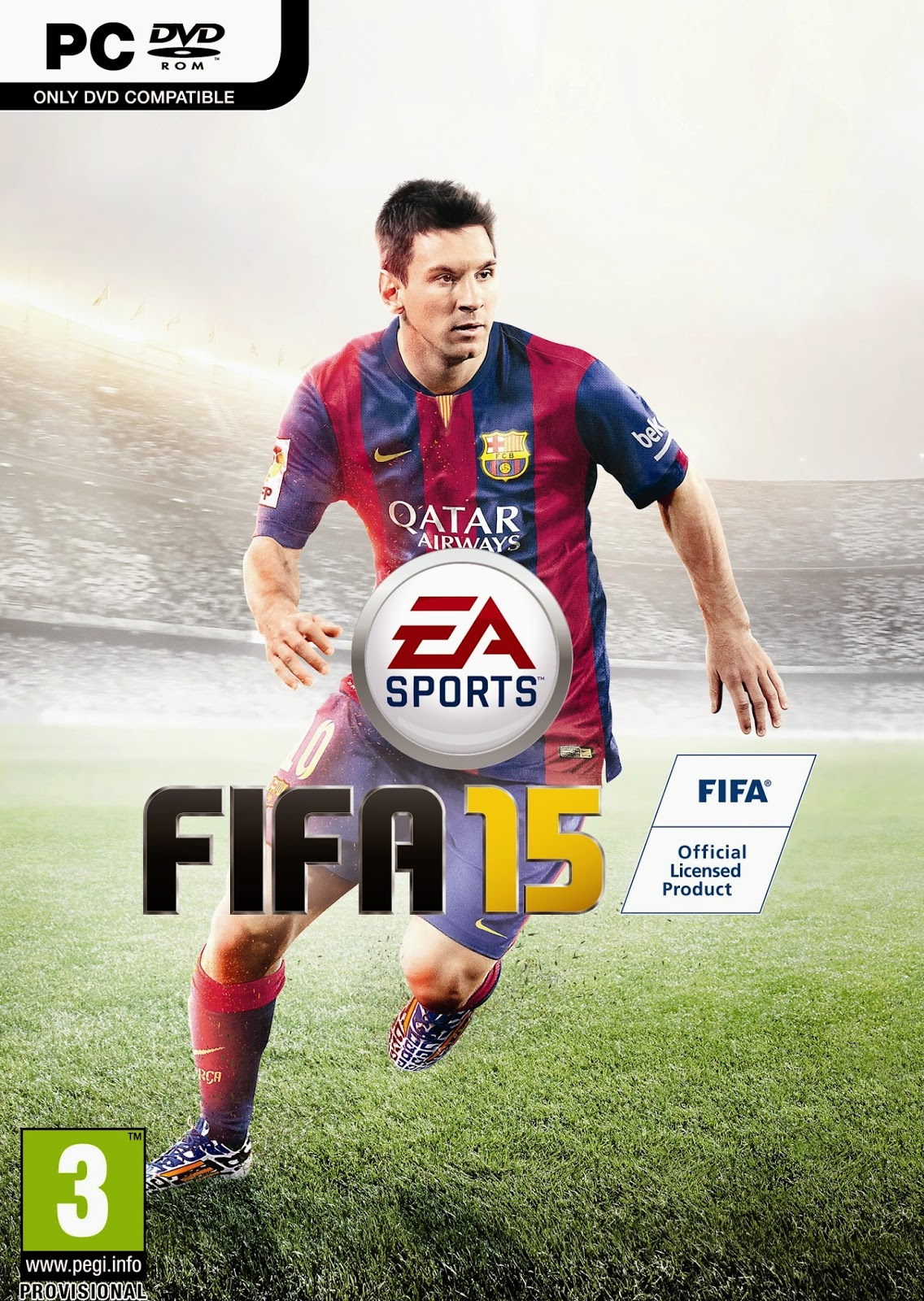 FIFA 15 ESPAÑOL LATINO y CASTELLANO PC Full