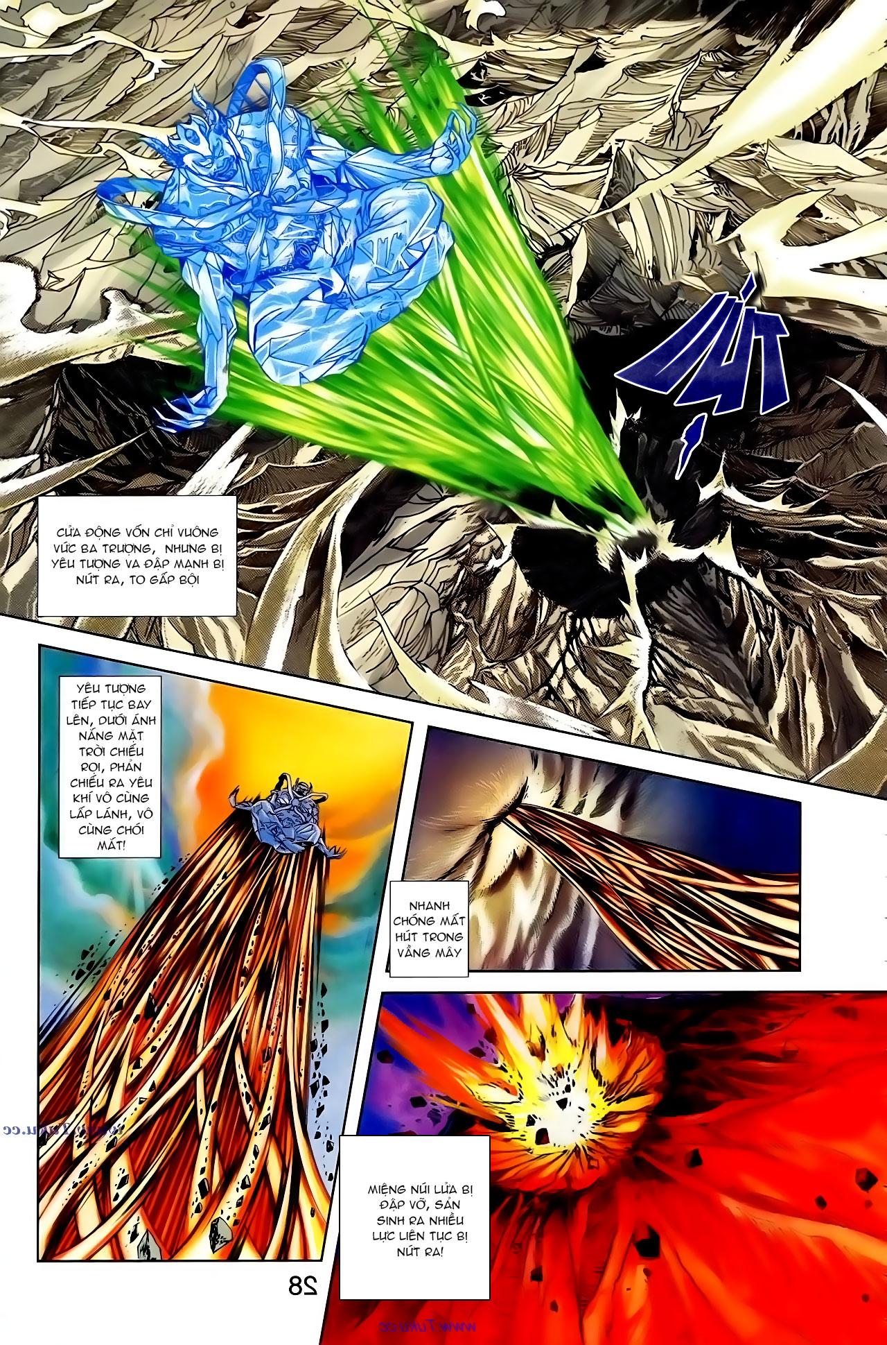 Cơ Phát Khai Chu Bản chapter 103 trang 4
