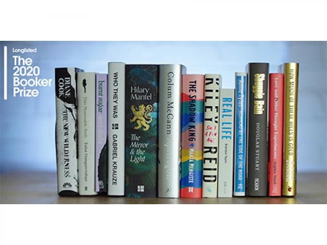 Nagroda Bookera 2020 - ogłoszono długą listę nominowanych