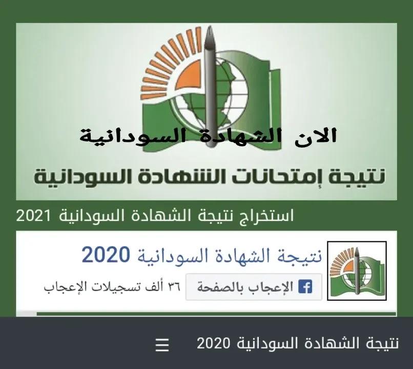نتائج امتحانات ~ الان رابط نتيجة الشهادة السودانية 2021 sudanresults.com | صدور نتائج الشهادة الثانوية السودانية برقم الجلوس