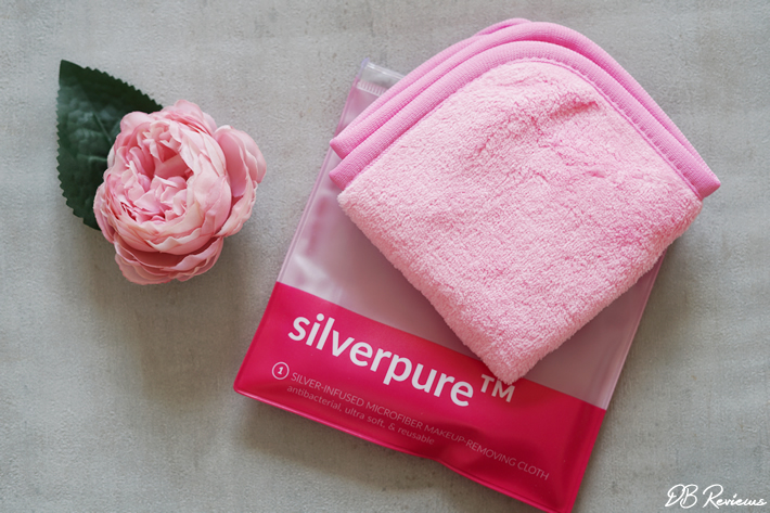PMD Beauty Silverpure™ Makeup Removing Cloth
