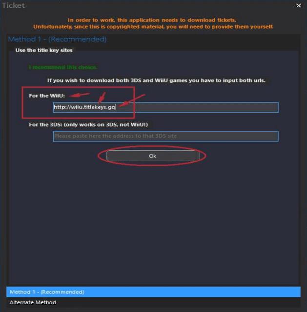 Giả lập wii u trên PC: Hướng dẫn chi tiết 2