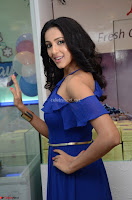 Priya Shri in Spicy Blue Dress ~  Exclusive 46.JPG