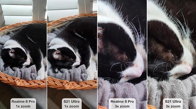 Realme 8 Pro Camera