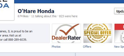 Autonation O Hare >> Autonation Honda O Hare Coupons For Just About Every Day Of