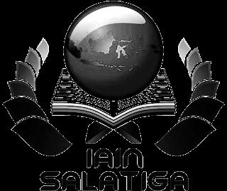 logo iain salatiga hitam putih