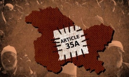 Preparation to remove Article 35A from Kashmir? 10 thousand soldiers deployed