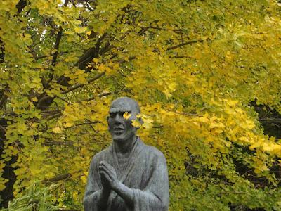 光触寺の黄葉