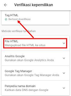 Cara supaya blog muncul di Google