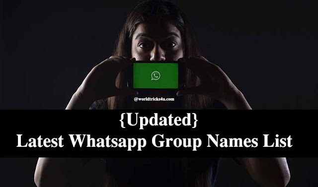 Latest Whatsapp Group Names List For All Category {Updated 2020},funny whatsapp group names for friends,whatsapp group names in tamil,funny group names list,unique group names list in hindi,funny whatsapp group names list,whatsapp group names for school friends