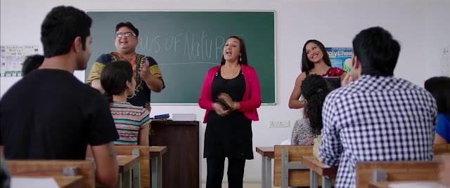 (18+) Miss Teacher (2016) Hindi 720p HDRip x264 900MB