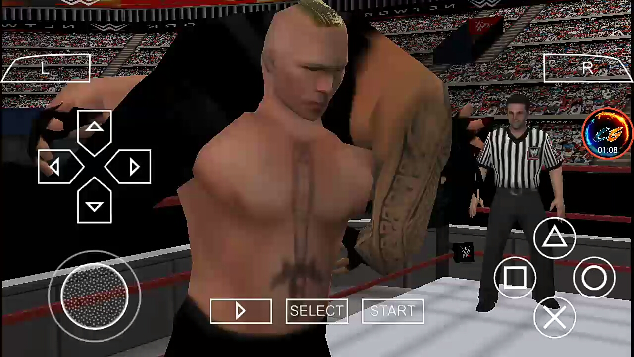 Download And Install WWE 2K19 Android PSP Mod | PPSSPP WWE