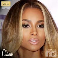 25 de octubre   Ciara - @ciara   Info + vídeos