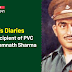 Martyr's Diaries: First Recipient of PVC, Major Somnath Sharma