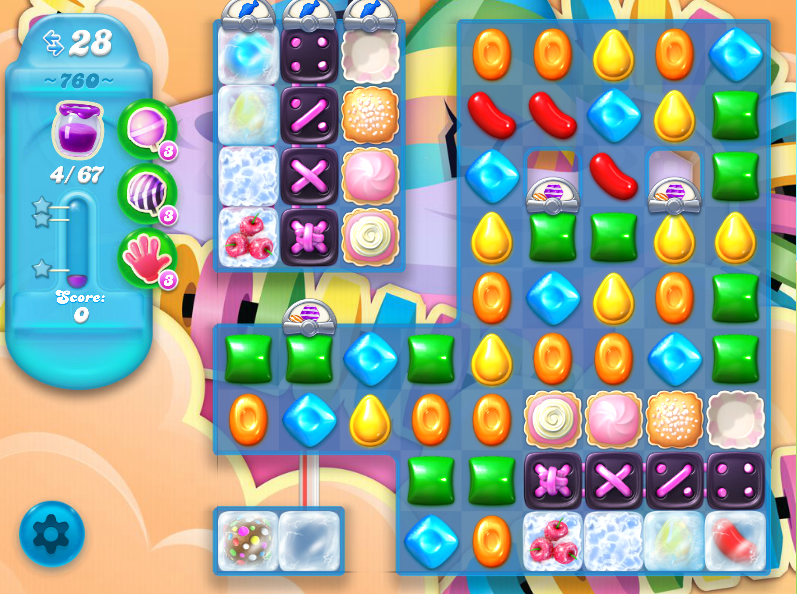 Candy Crush Soda saga 760
