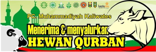 Panitia Qurban PCM Kaliwates