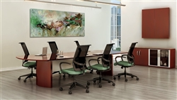 Napoli Powered Conference Table