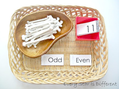 Odd and Even Bone Activity