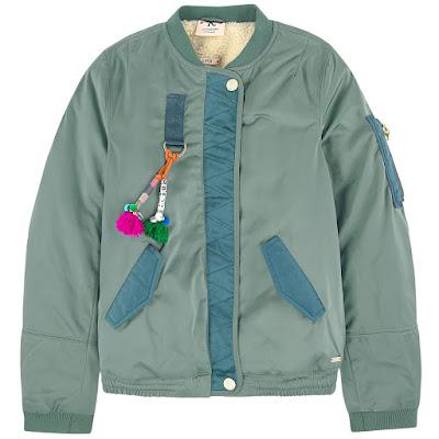 #ScotchandSoda #Bomber #shopping #otoñoinvierno1718 #modaniña