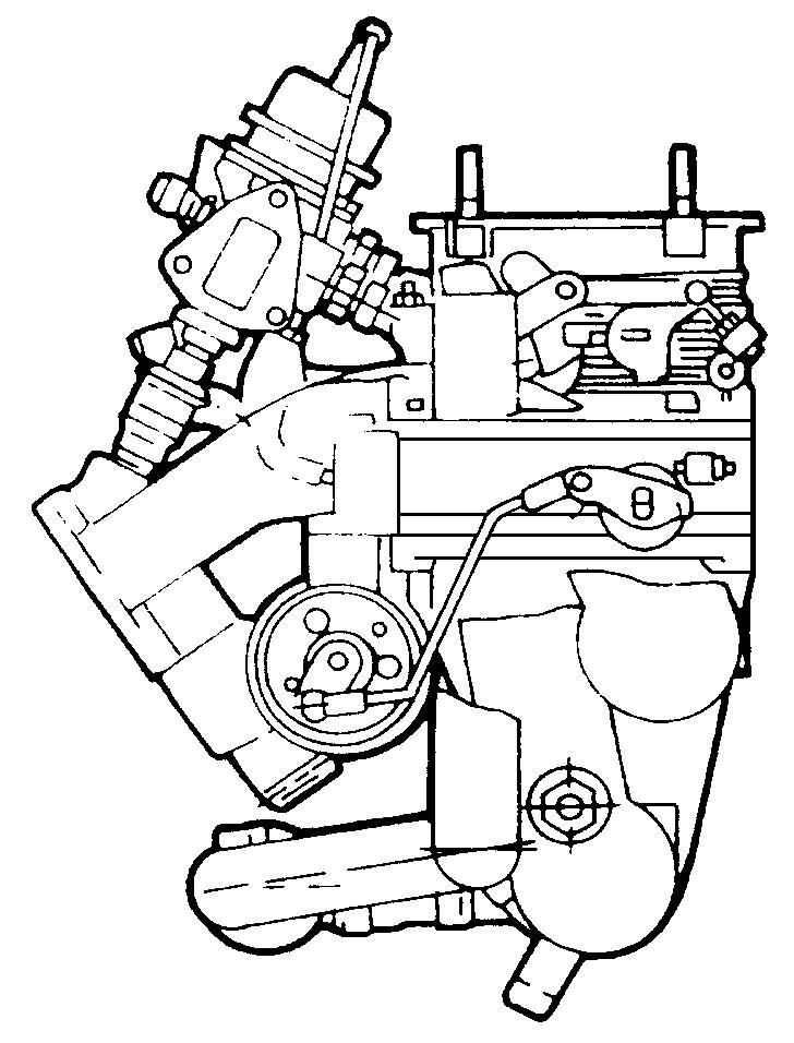 Mercede A140 Engine Diagram