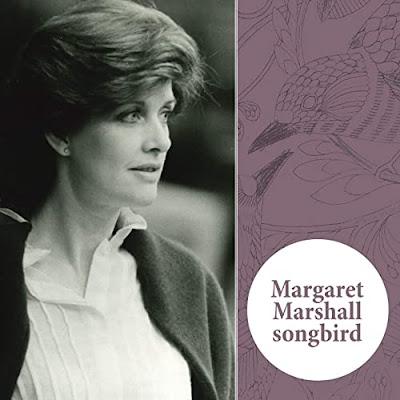Songbird - Purcell, Bach, Handel, Mozart, Finzi; Margaret Marshall;