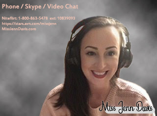Call Miss Jenn on NiteFlirt