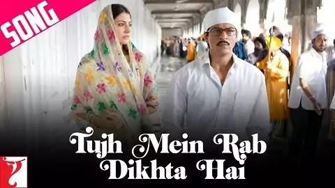 Tujh Mein Rab Dikhta Hai Lyrics (Female Version) - Shreya Ghoshal