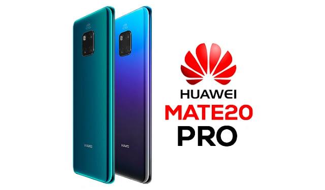 سعر هاتف هواوي Huawei Mate 20 Pro في الجزائر