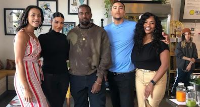 Kim Kardashian helps a former prisoner remove her tattoo on her face