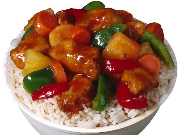 Sweet And Sour Chicken (Recipe)   Read The Net