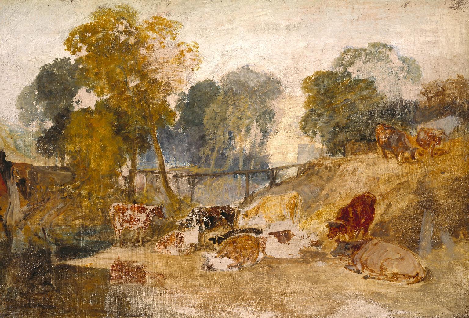 Уильям Тернер / художник-романтик. Обсуждение на ...