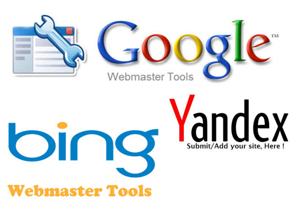 3 Search Engine Penting - Submit URL Webmaster