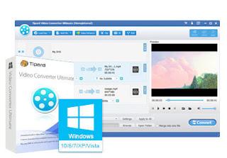تحميل برنامج Tipard Video Converter Ultimate 9.2.50 لتحويل وتحرير جميع صيغ الفيديو